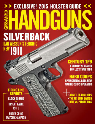 Handguns Oct / Nov 2015
