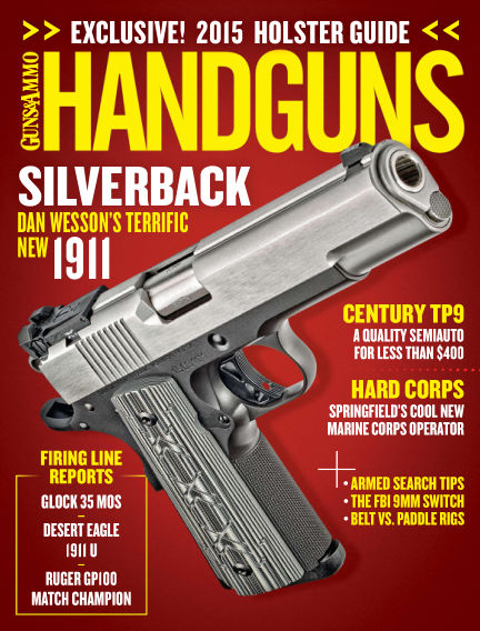 Handguns September 15, 2015 00:00