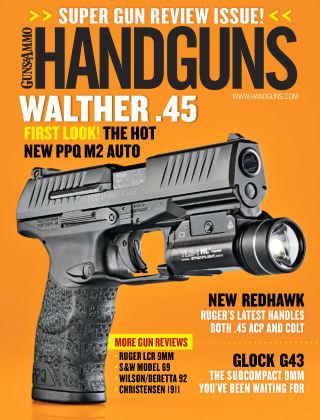 Handguns Dec / Jan 2016