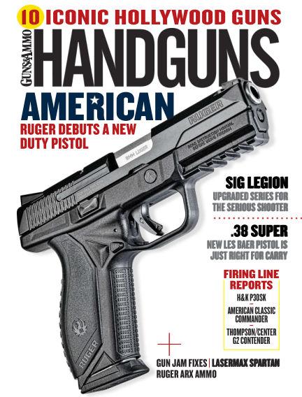 Handguns February 23, 2016 00:00