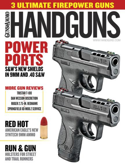 Handguns April 26, 2016 00:00