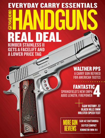 Handguns June 28, 2016 00:00