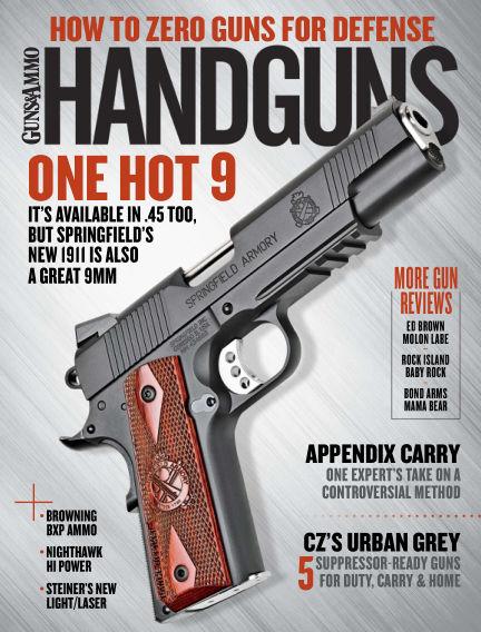 Handguns August 16, 2016 00:00