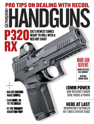 Handguns Dec-Jan 2017