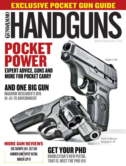 Handguns December 13, 2016 00:00