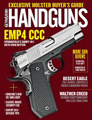 Handguns Jun-Jul 2017
