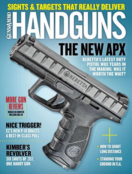 Handguns June 20, 2017 00:00
