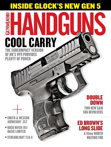 Handguns April 17, 2018 00:00