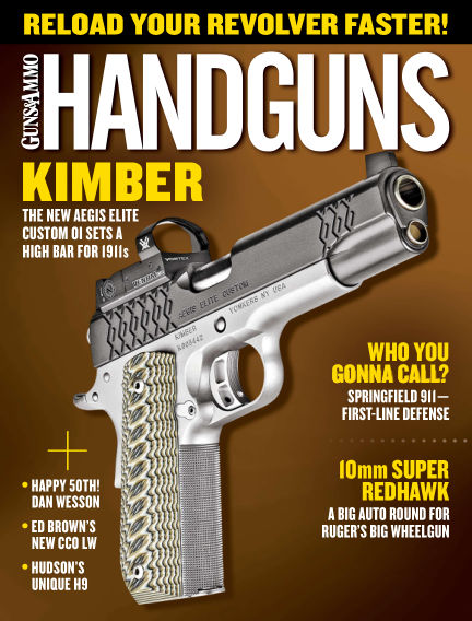 Handguns June 19, 2018 00:00