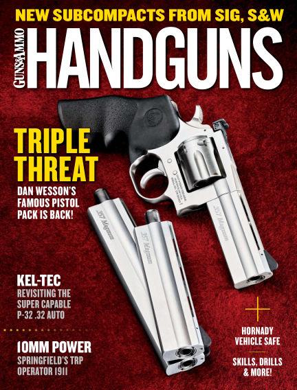 Handguns August 14, 2018 00:00