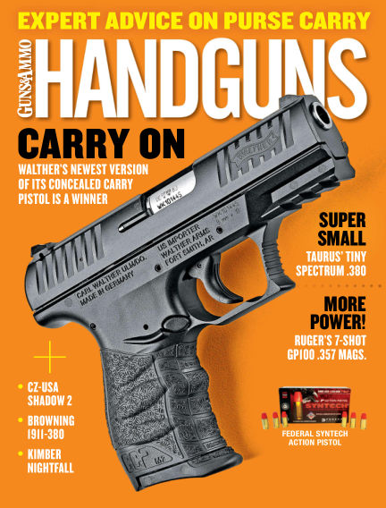 Handguns October 16, 2018 00:00