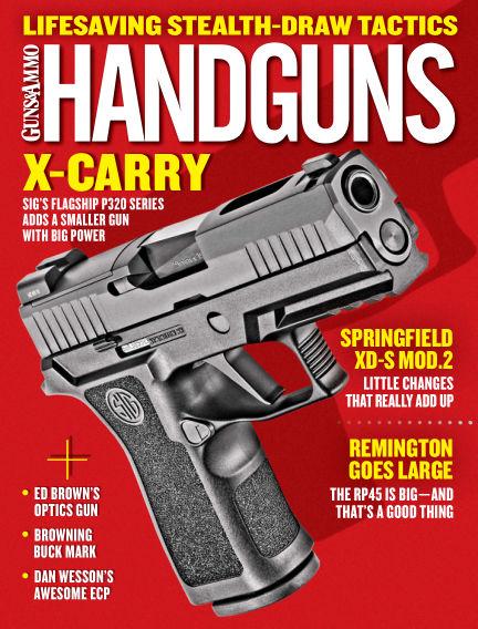 Handguns December 11, 2018 00:00