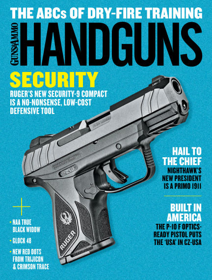 Handguns Subscription Best Offer With Readly