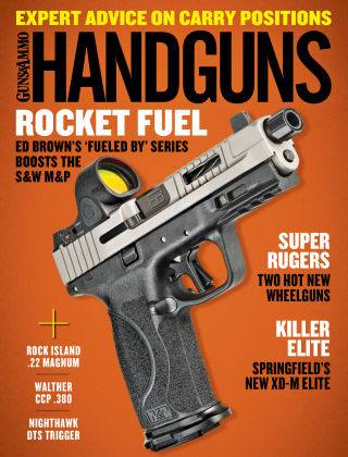 Handguns Aug - Sept 2020