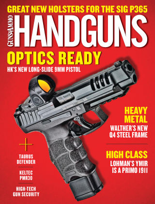 Handguns Dec Jan 2020 & 2021