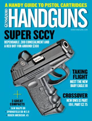 Handguns April May 2021