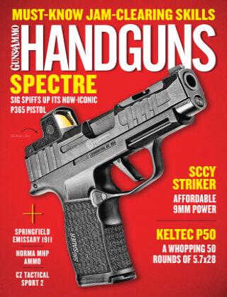 Handguns Dec 2021/Jan 2022
