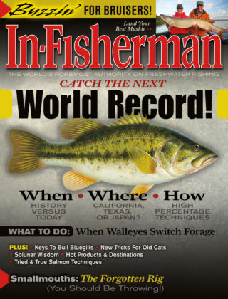 In-Fisherman Aug / Sep 2014