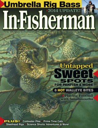 In-Fisherman Oct / Nov 2014