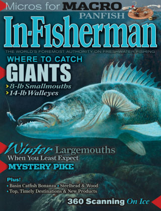 In-Fisherman Jan / Feb 2015