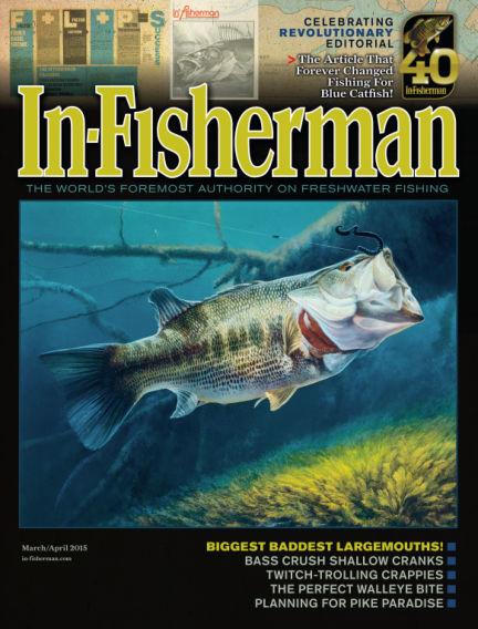 In-Fisherman February 03, 2015 00:00