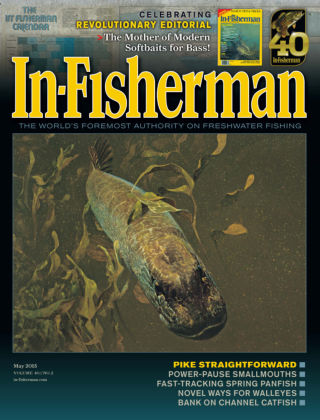 In-Fisherman May 2015