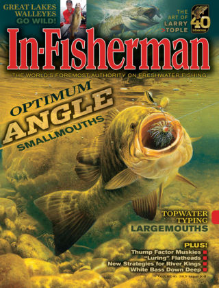In-Fisherman Aug / Sept 2015