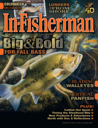 In-Fisherman Oct / Nov 2015