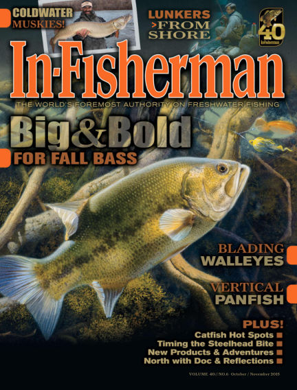 In-Fisherman September 15, 2015 00:00