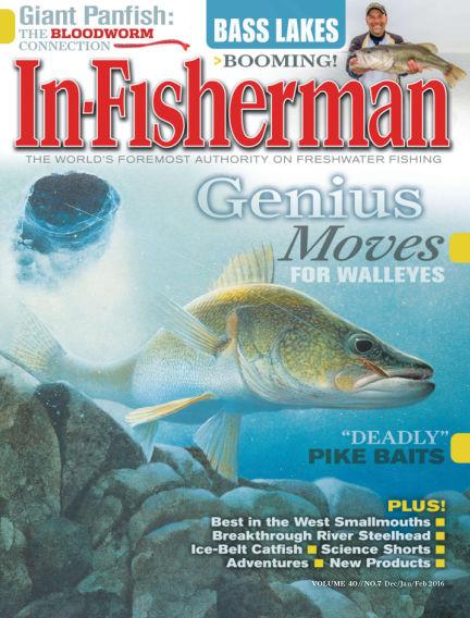 In-Fisherman December 01, 2015 00:00