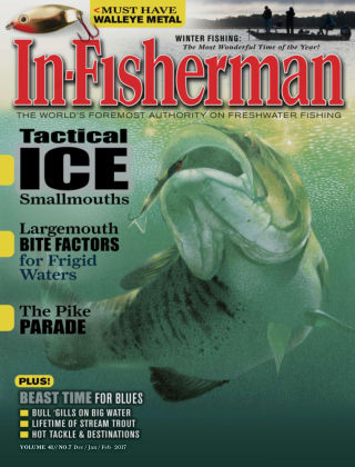 In-Fisherman Dec-Feb 2017