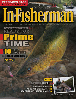 In-Fisherman Mar-Apr 2017