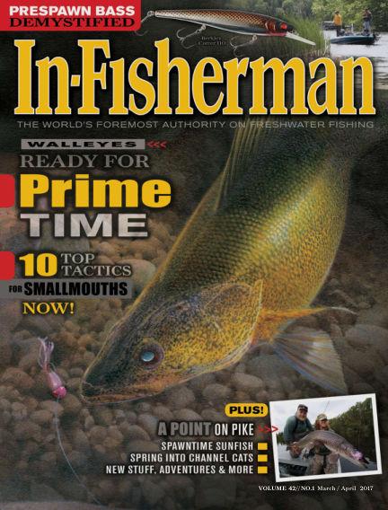 In-Fisherman January 31, 2017 00:00