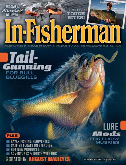 In-Fisherman July 18, 2017 00:00