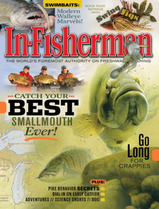 In-Fisherman May 2018