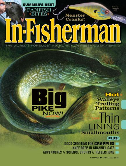 In-Fisherman June 12, 2018 00:00