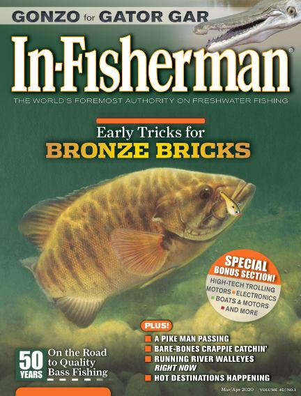 In-Fisherman February 04, 2020 00:00