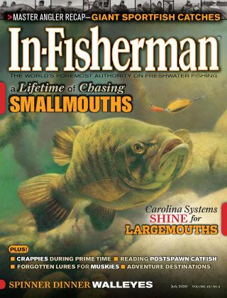 In-Fisherman July 2020