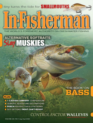 In-Fisherman Aug - Sept 2020