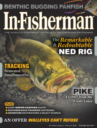 In-Fisherman Dec - Feb 2021