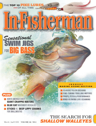 In-Fisherman March April 2021