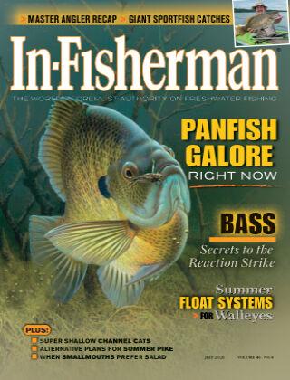 In-Fisherman July