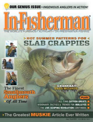 In-Fisherman August/September