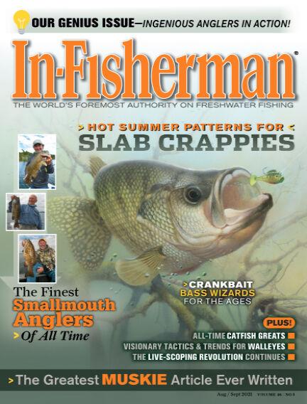 In-Fisherman July 13, 2021 00:00