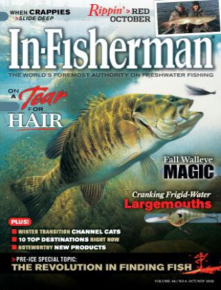 In-Fisherman October/November