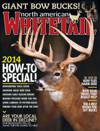 North American Whitetail October 2014