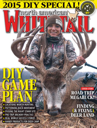 North American Whitetail August 2015