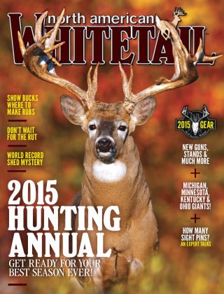 North American Whitetail September 2015