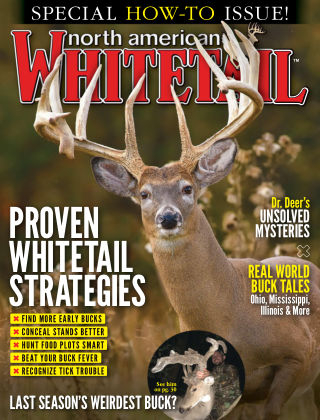 North American Whitetail October 2015