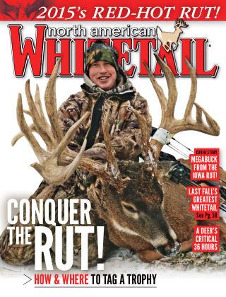 North American Whitetail November 2015